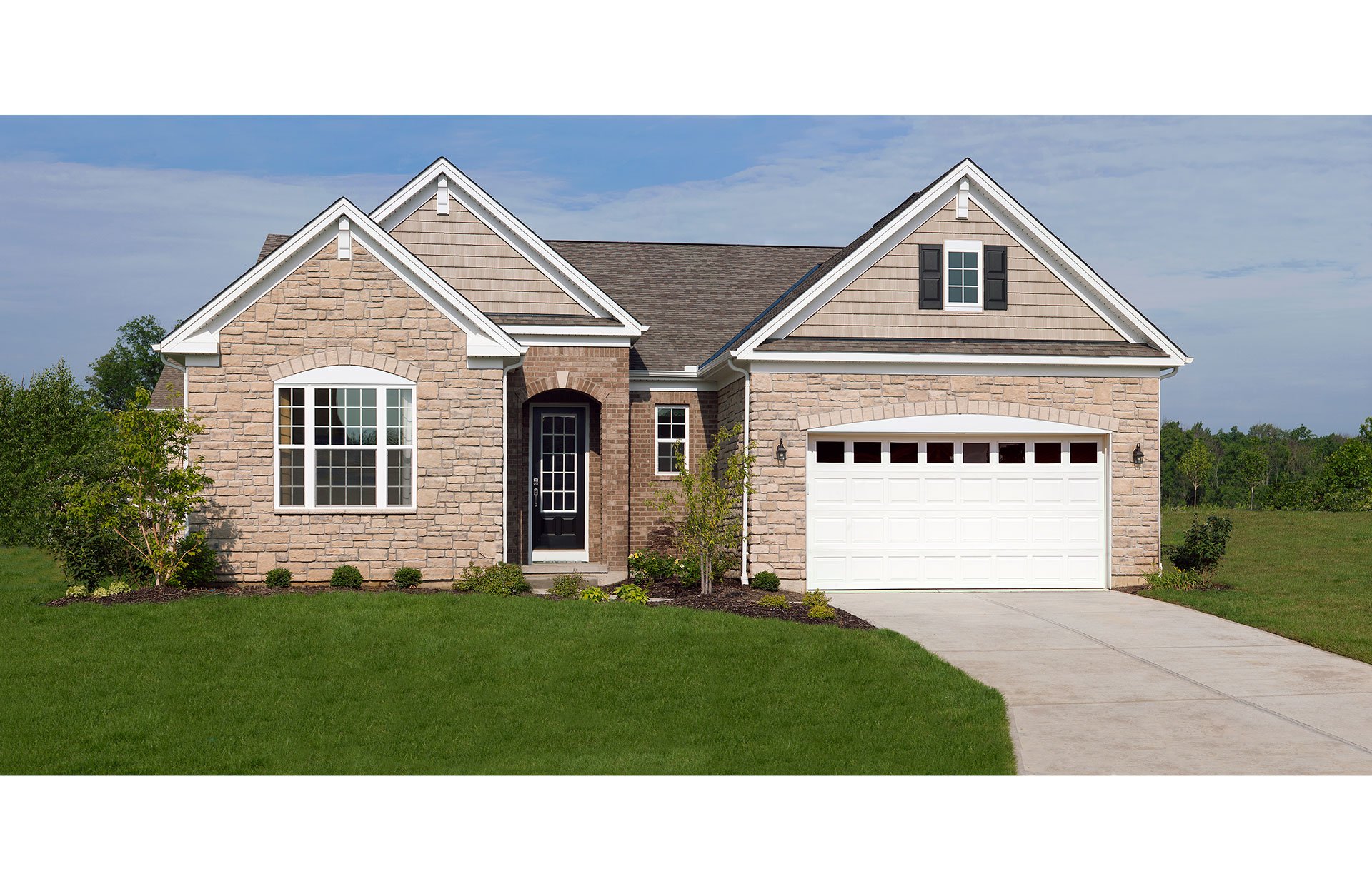 The St. Andrews Floor Plan by Drees Homes